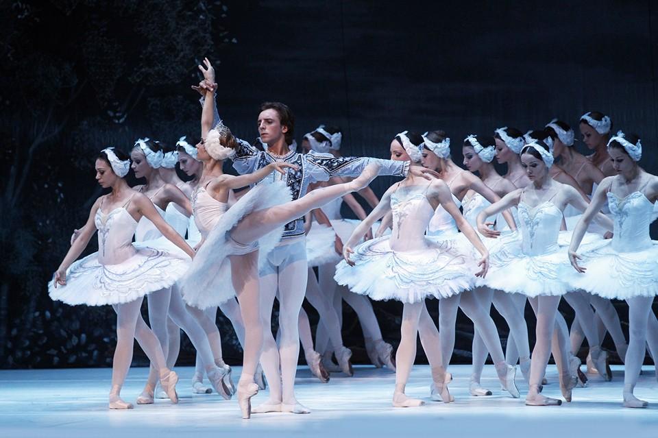 «Лебединое озеро» театра Вячеслава Гордеева в ноябре в Израиле