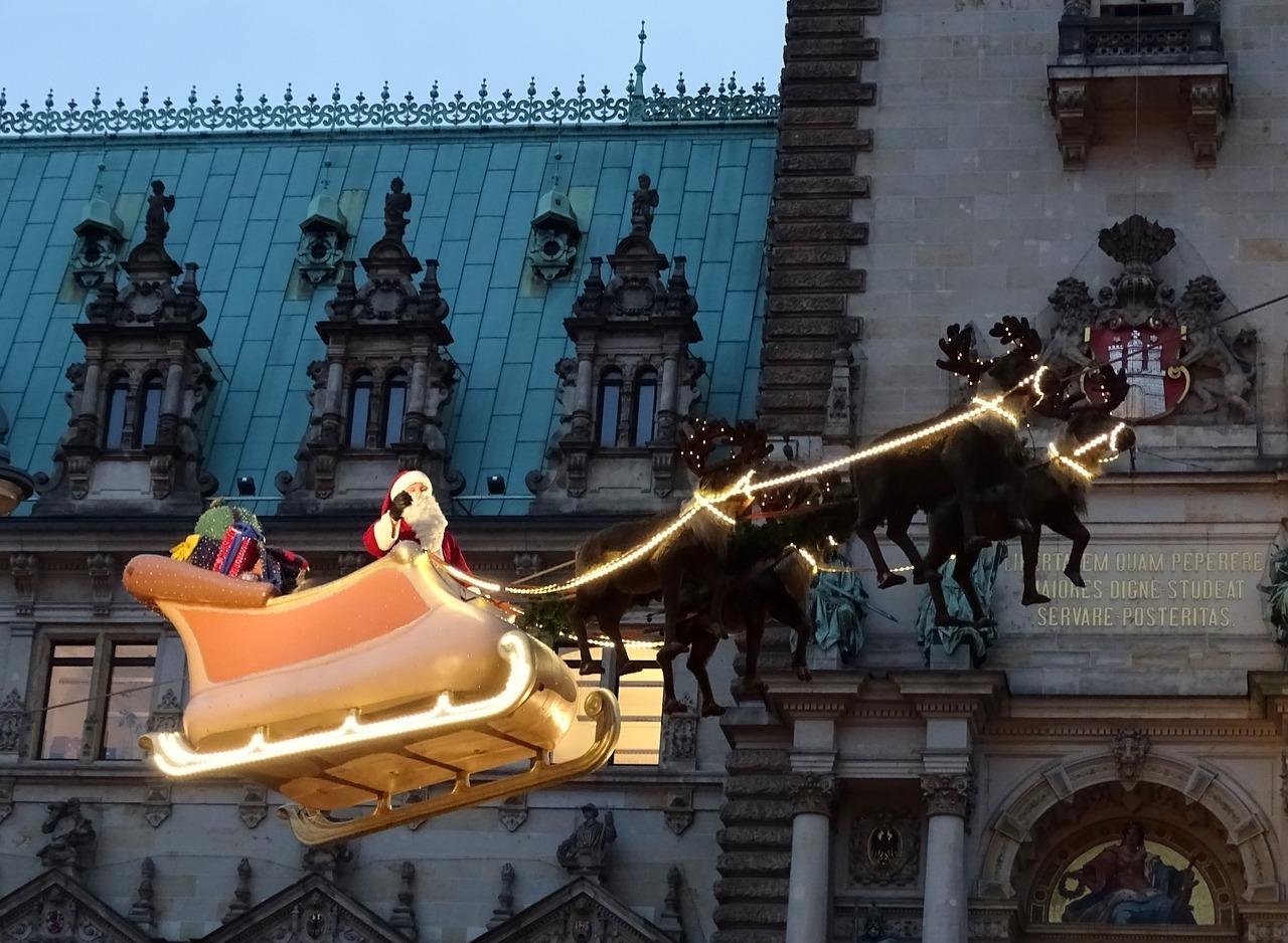 Рейнская романтика или вихрем по рождественским ярмаркам