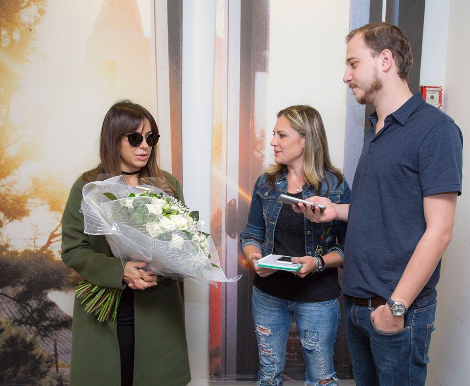 Эксклюзивное интервью с Ани Лорак