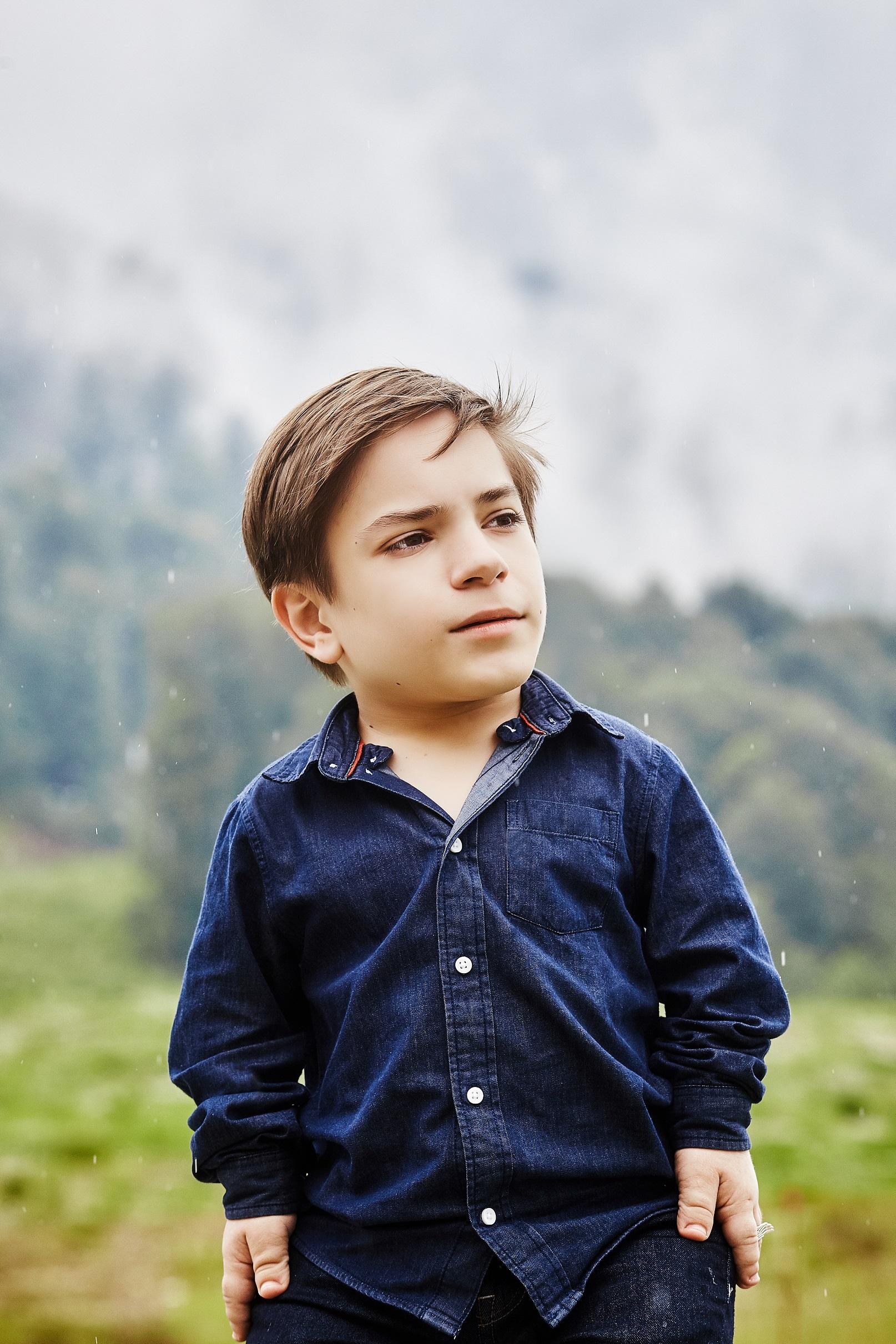 Данил Плужников – маленький человек с большим сердцем