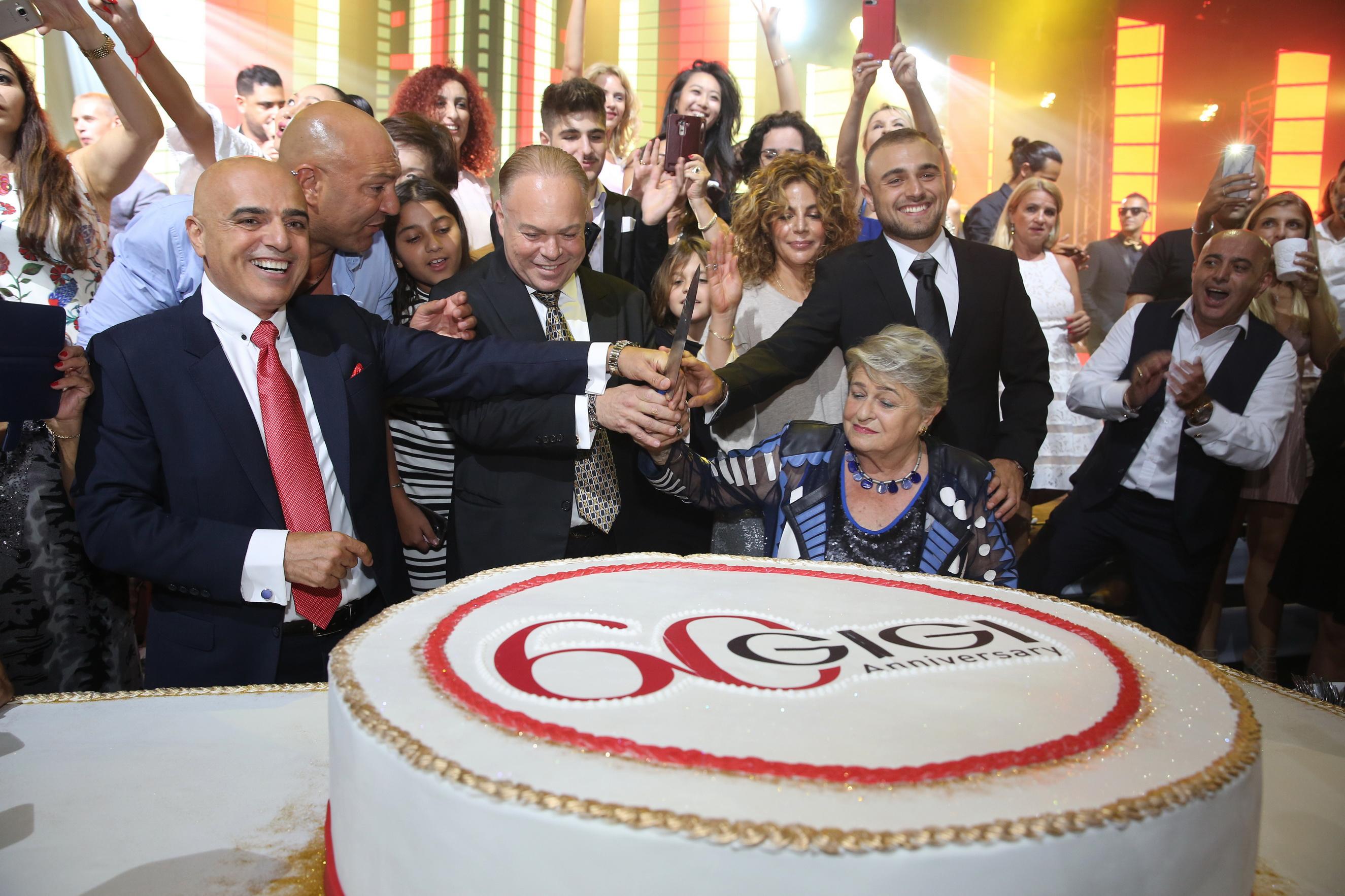 Свое 60-летие компания Gigi отметила шикарным празднеством и инновационной разработкой