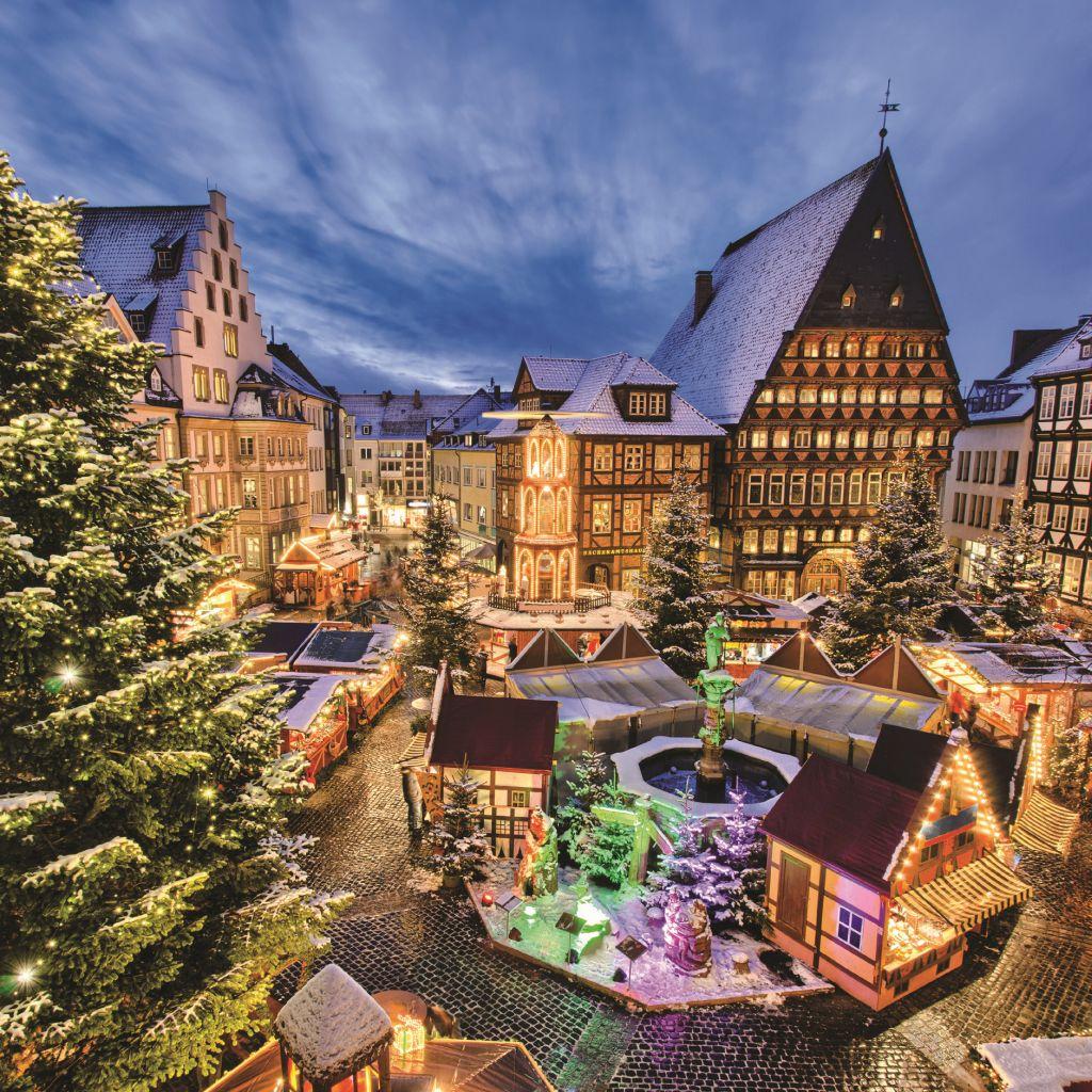 Новогодний круиз по Рейну – стильно, вкусно и оригинально