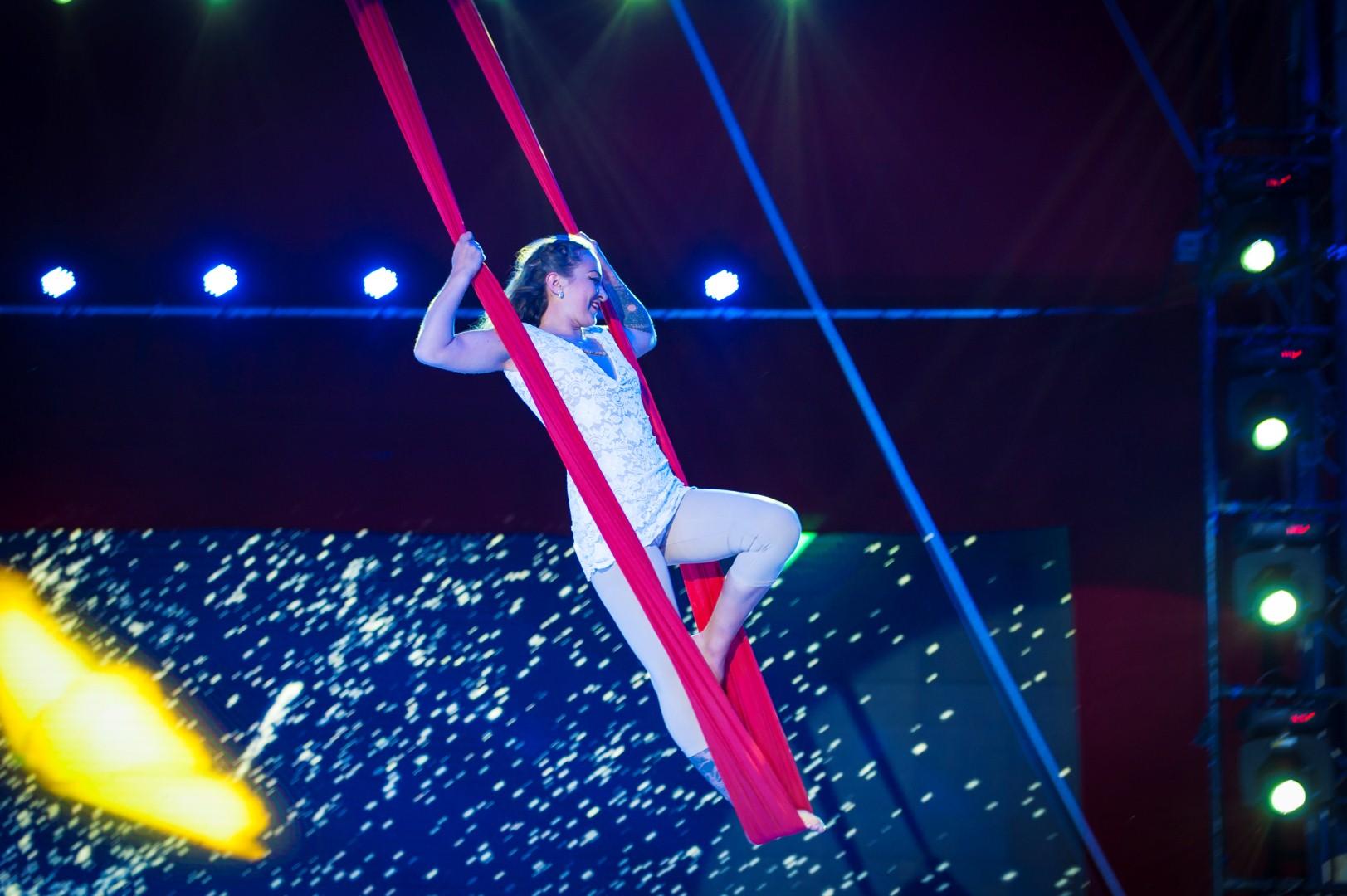 Цирковые акробаты секс видео