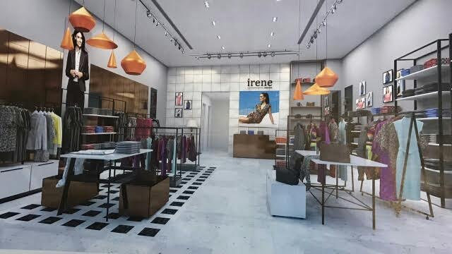 Сеть магазинов Irene – венок мировых брендов