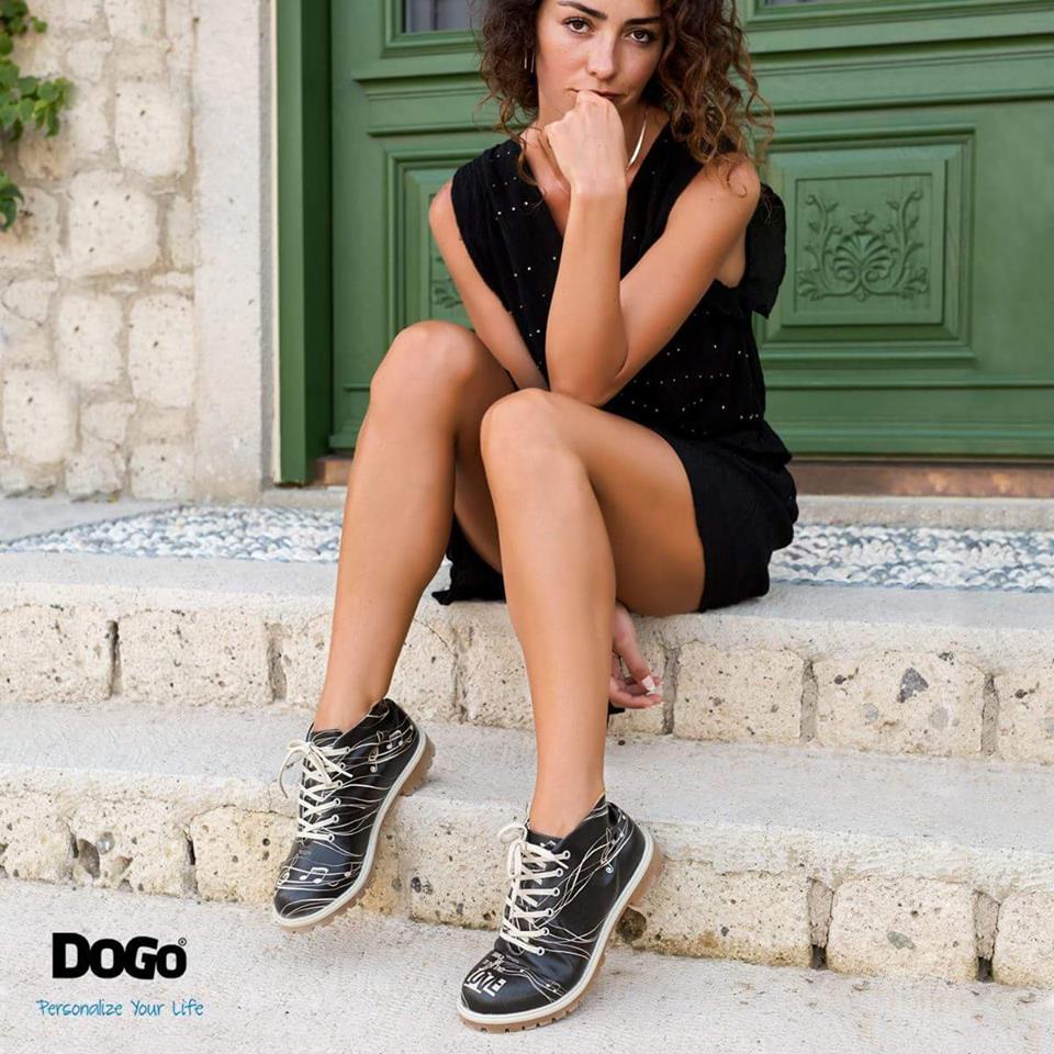 Тренд сезона – ботинки Дого short boots