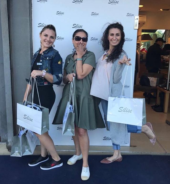 Шопинг в Silise для модниц в Израиле, как европейские уикенды с шоп-турами