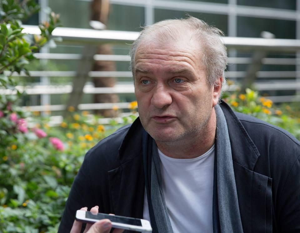 Александр Балуев: «С большим удовольствием посещаю Землю обетованную»…