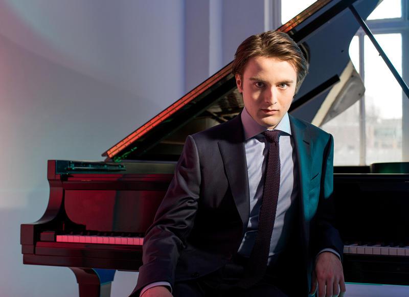 Даниил Трифонов – концерты с Израильской Филармонией в марте 2018 года