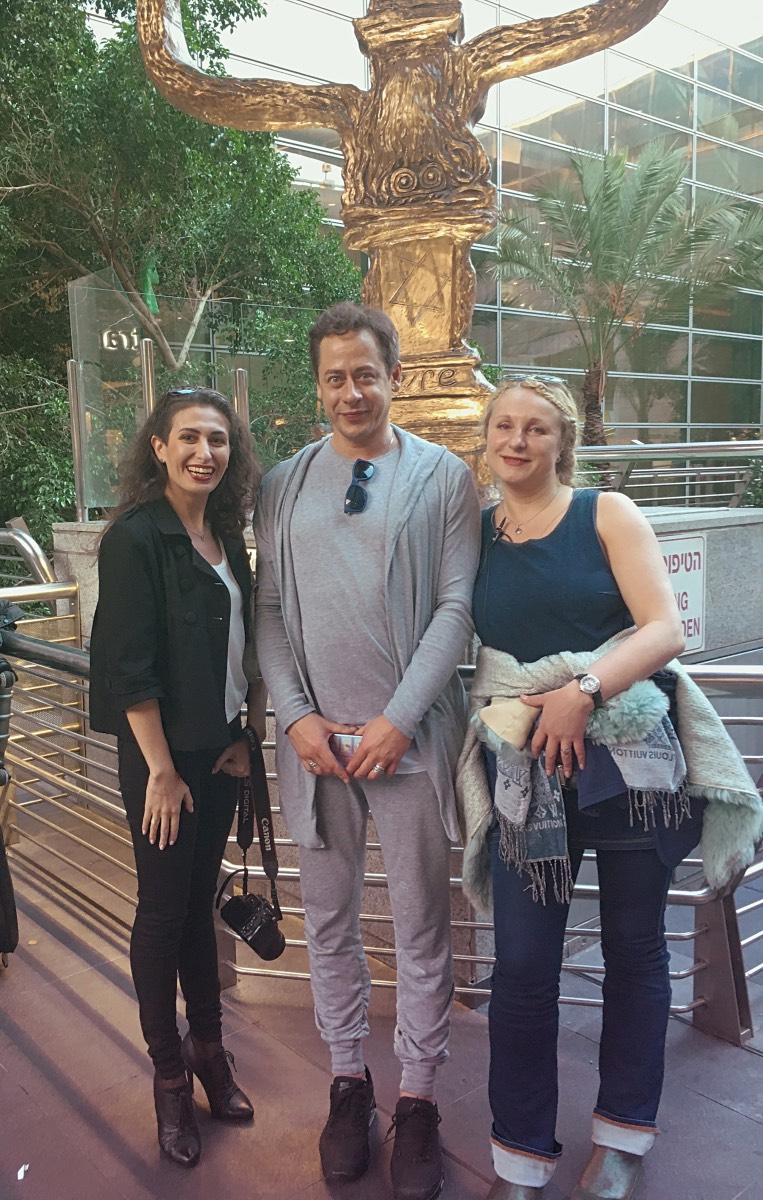 Эксклюзивное интервью: Сергей Алдонин и Наталья Булыга – о трепете перед Израилем, о Мастере, мистике и божественном влиянии