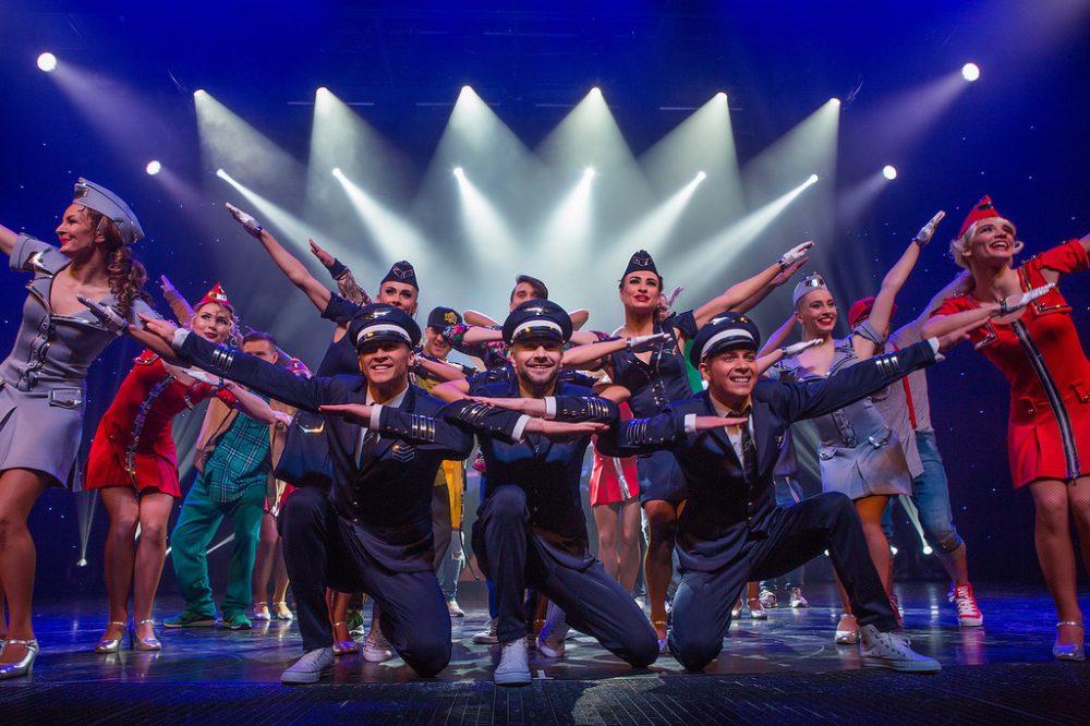 Юбилейные гастроли балета «Todes» в Израиле