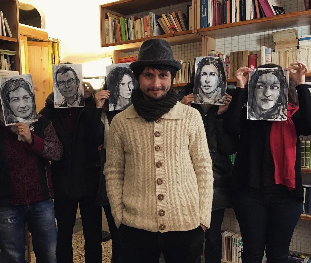 Сергей Баловин – художник, свободный от денег