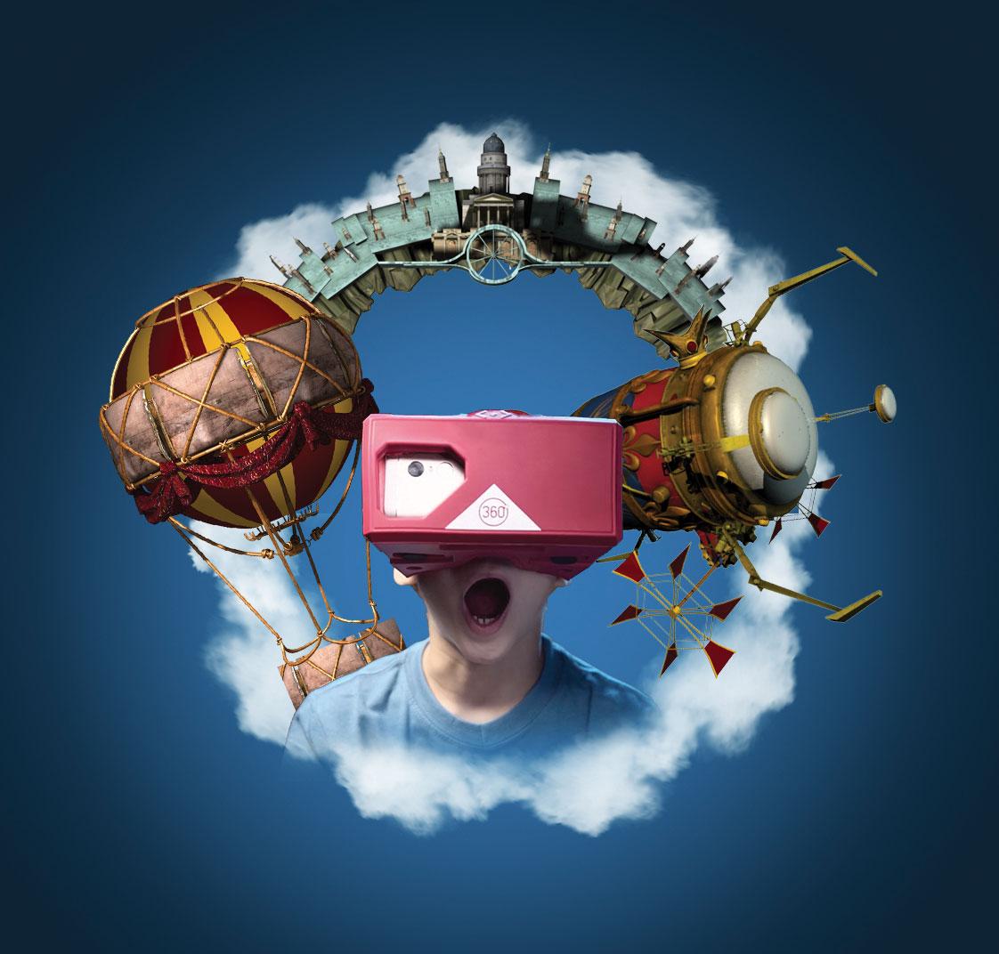 Мировая премьера в Гешере: спектакль для детей «Гулливер» с использованием новейшей технологии Augmented Reality