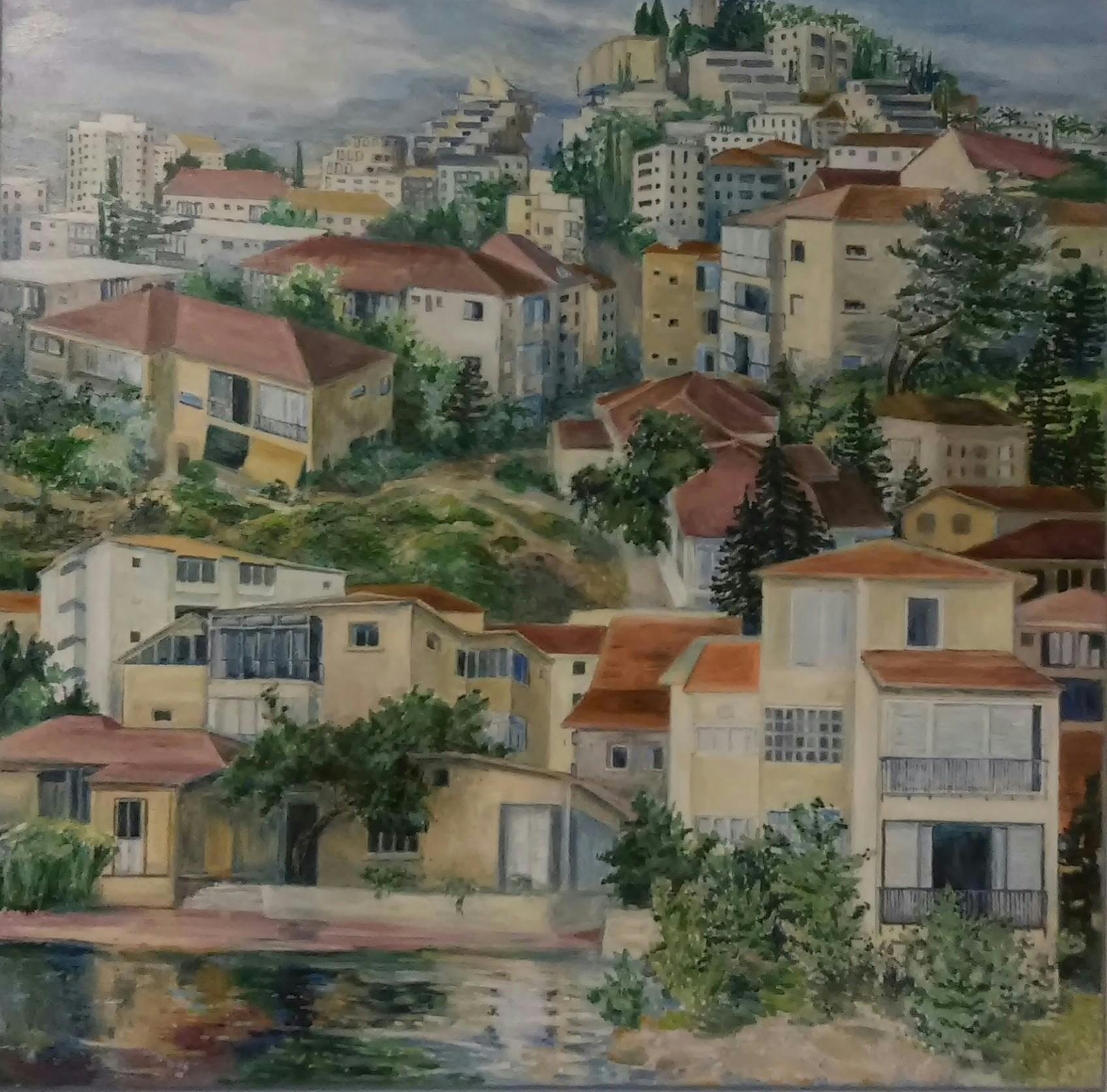Выставка «Тель-Авив. Романтика. Кино»