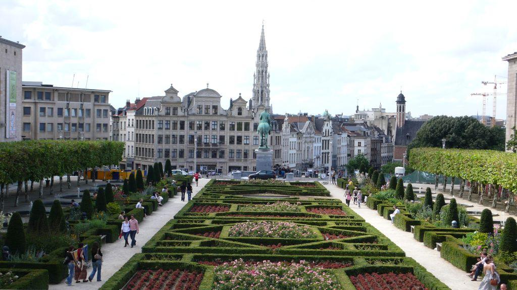 Брюссель – столица вафель, шоколада и комиксов