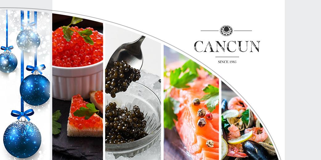 Последние места на новогоднее мероприятие в ресторане Cancun!