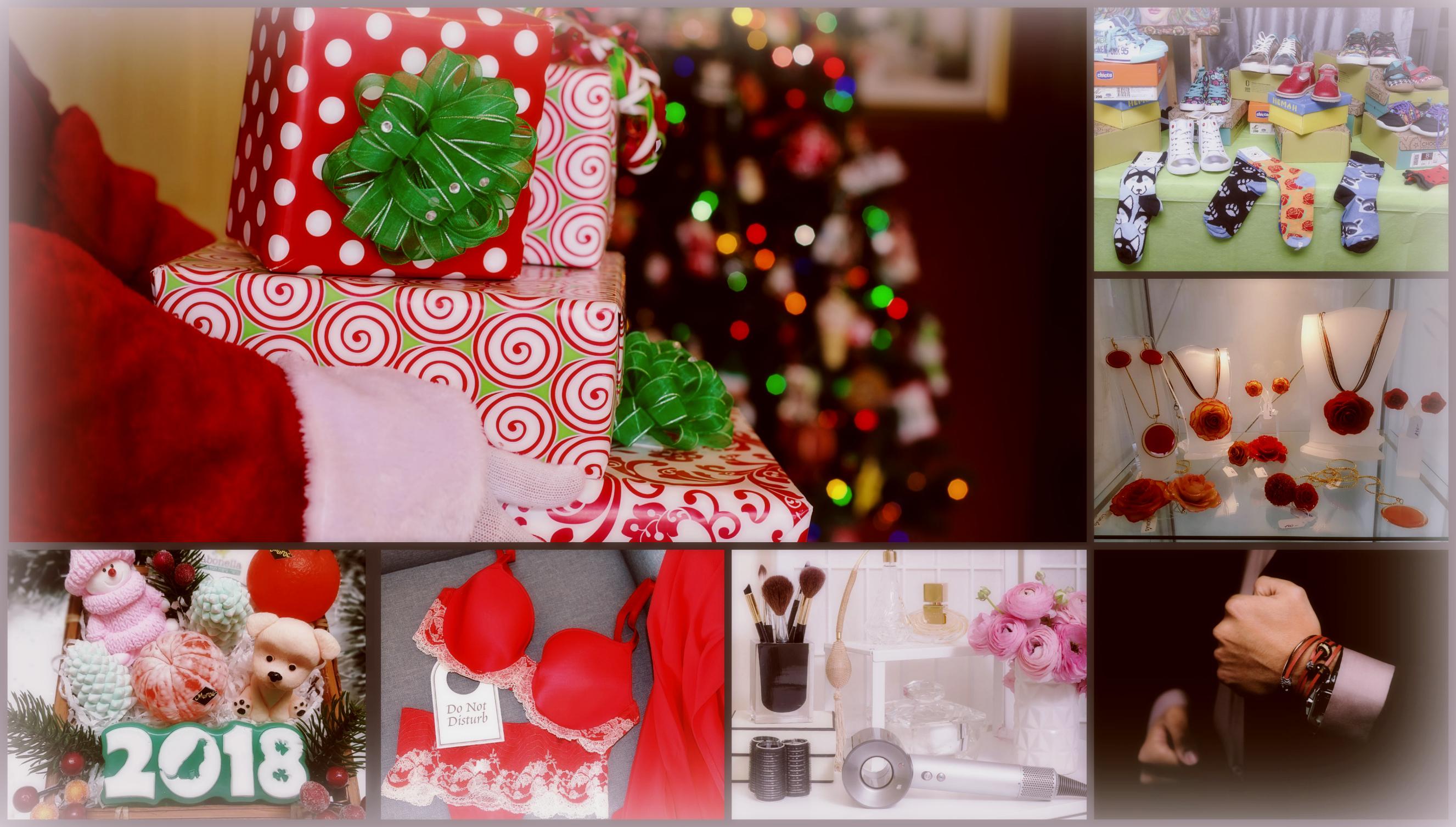 #Glamurрекомендует: 7 идей новогодних подарков