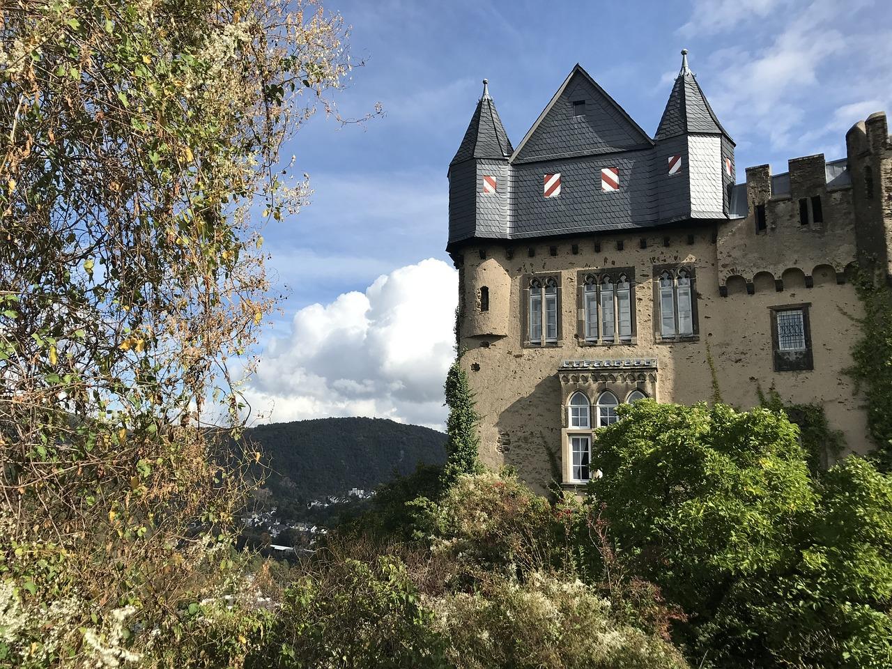«Немецкий угол» или точка слияния Рейна и Мозеля
