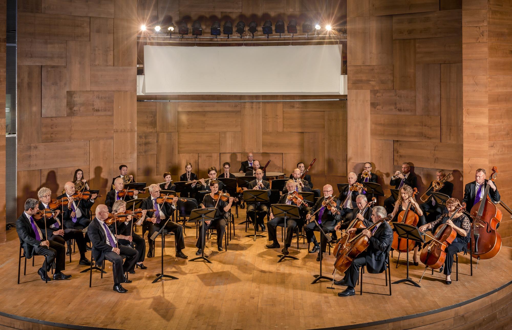 Оркестр «Симфонет Раанана» празднует столетие со дня рождения Леонарда Бернстайна