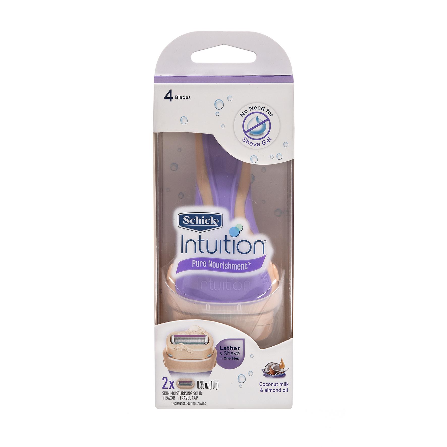 סכין שיק אינטואישן עם ראש הסבון. מחיר השקה מוערך לצרכן – 24.90 ₪ צילום – אפרת אשל (2)