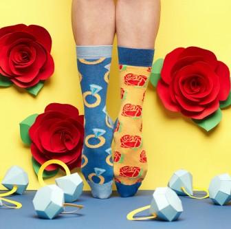 Яркие цветные носки – главный тренд сезона!