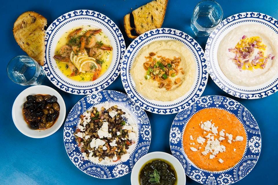 Рецепт сытной закуски к празднику Ту би-Шват от ресторана «Моно»
