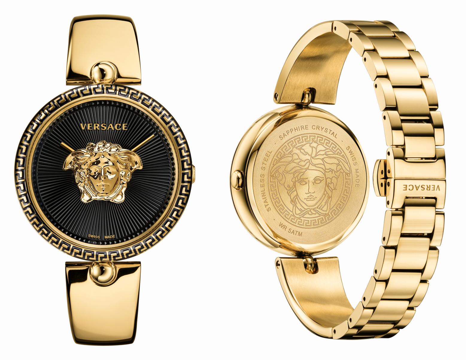 Versace PALAZZO Empire – новые цветовые решения