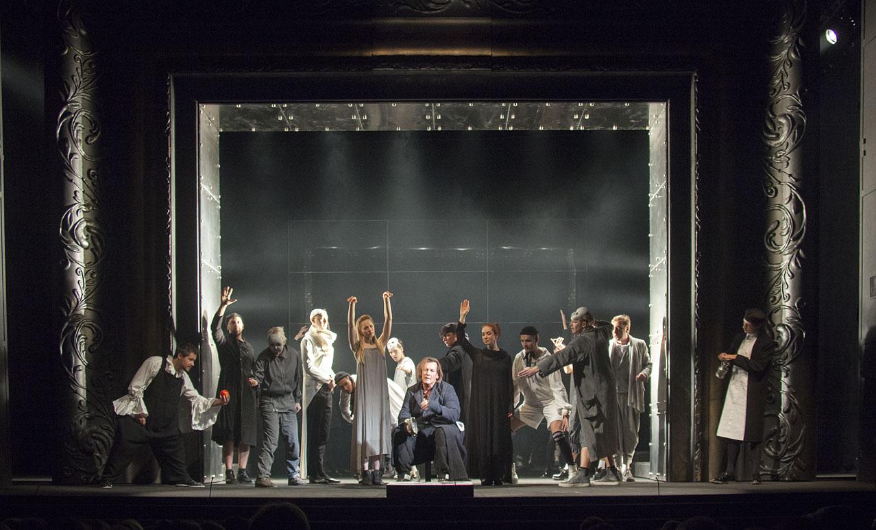 Театр «Ленком» с премьерой в Израиле!