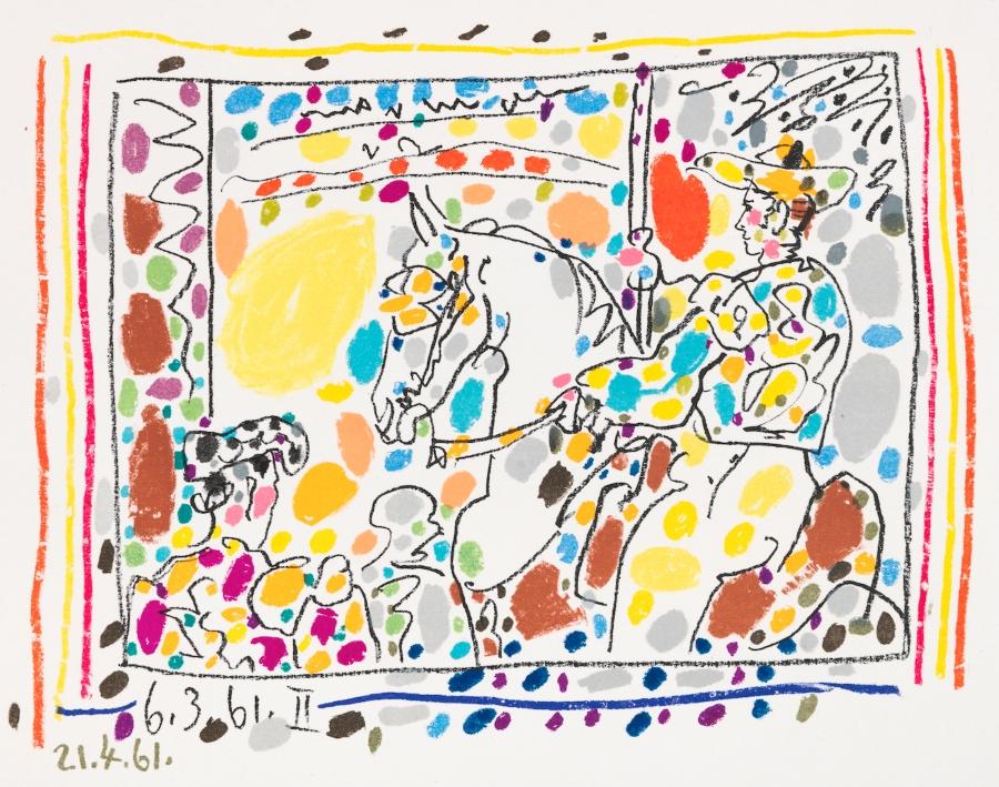Тайны Пикассо в Altmans Gallery TLV