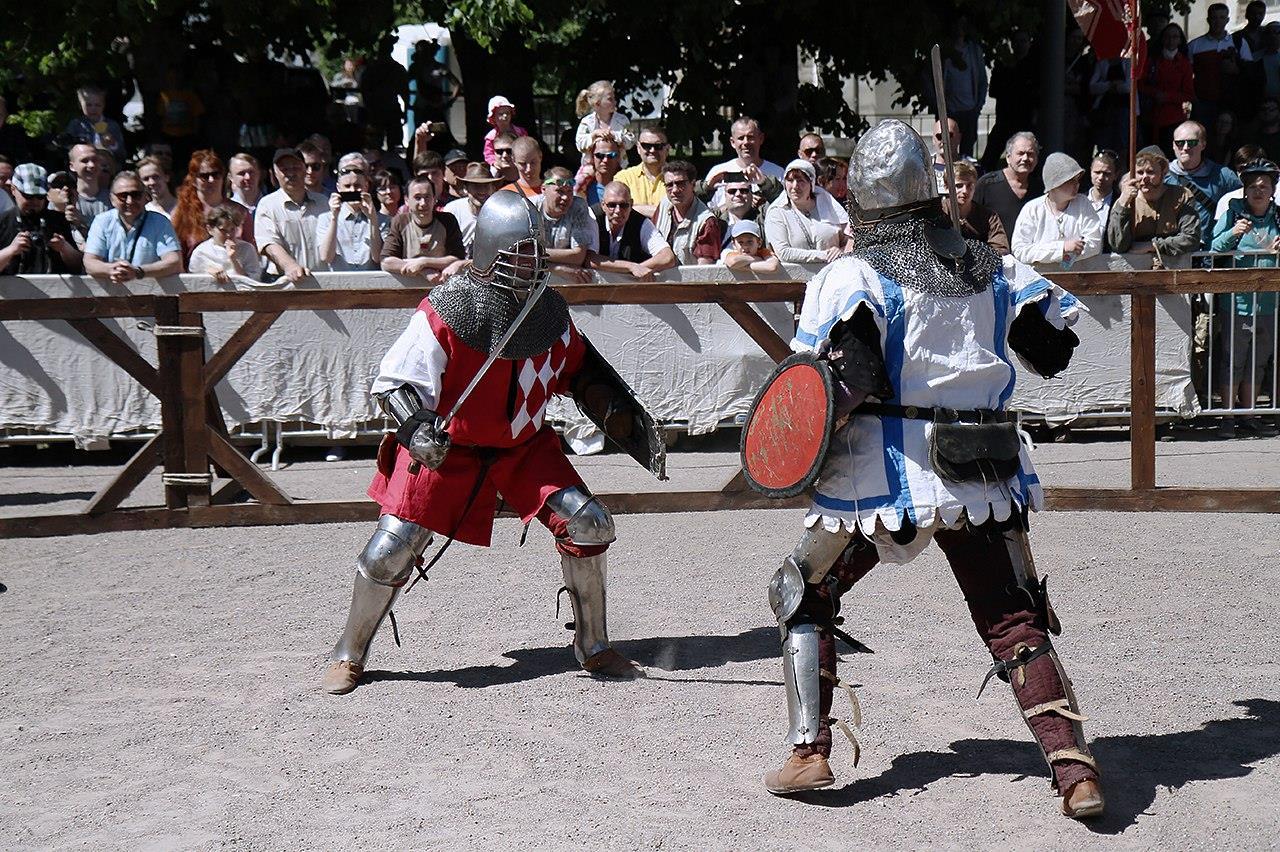 Средневековый Мега-Фестиваль«Рыцари и Мастера»
