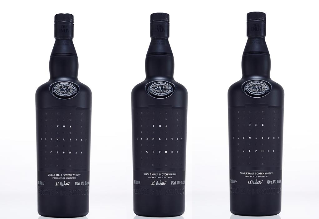 The Glenlivet Cipher – загадочный виски