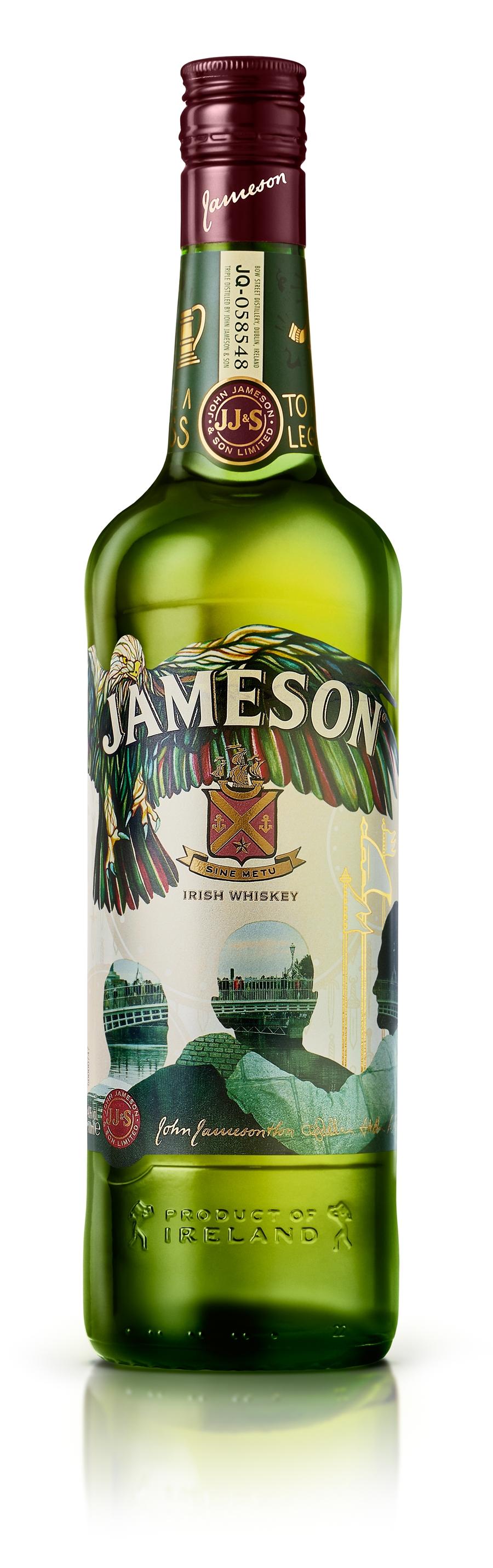 Jameson – виски св. Патрика 2018