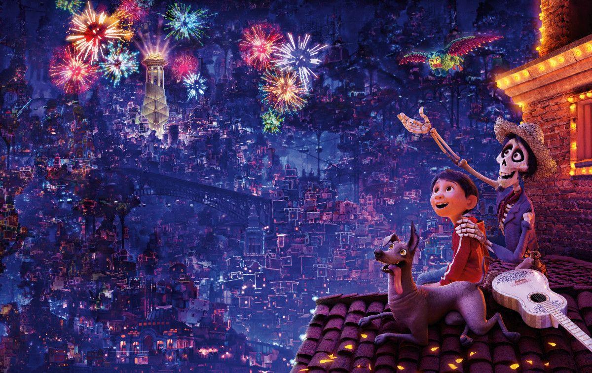 Песах с героями Disney Pixar!