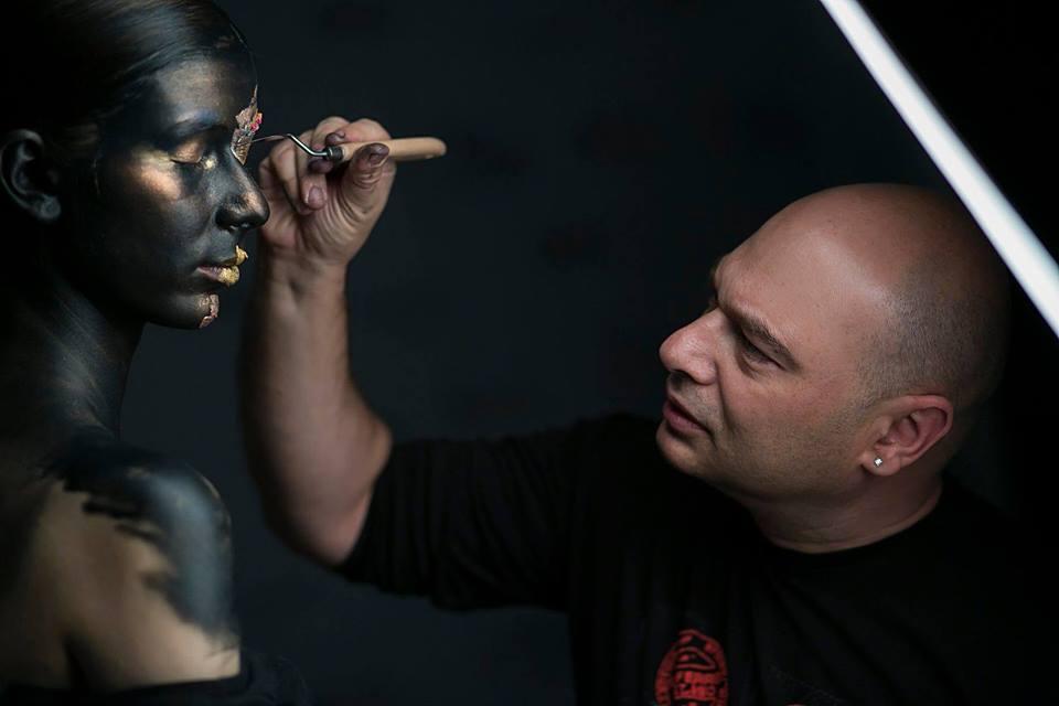 Большой праздник гуру визажа Феликса Штейна
