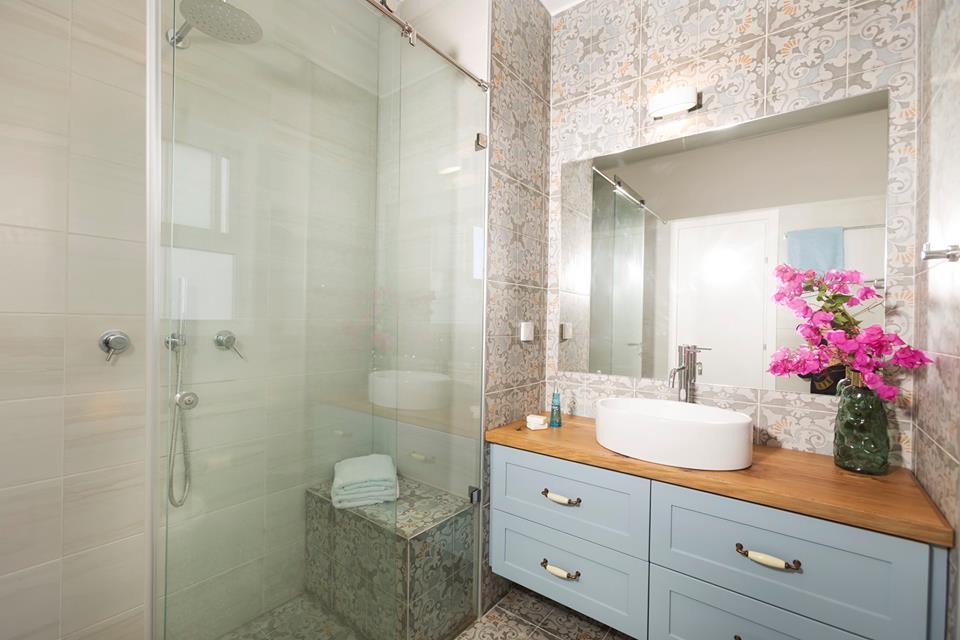 Идеальный декор для небольшой ванной комнаты