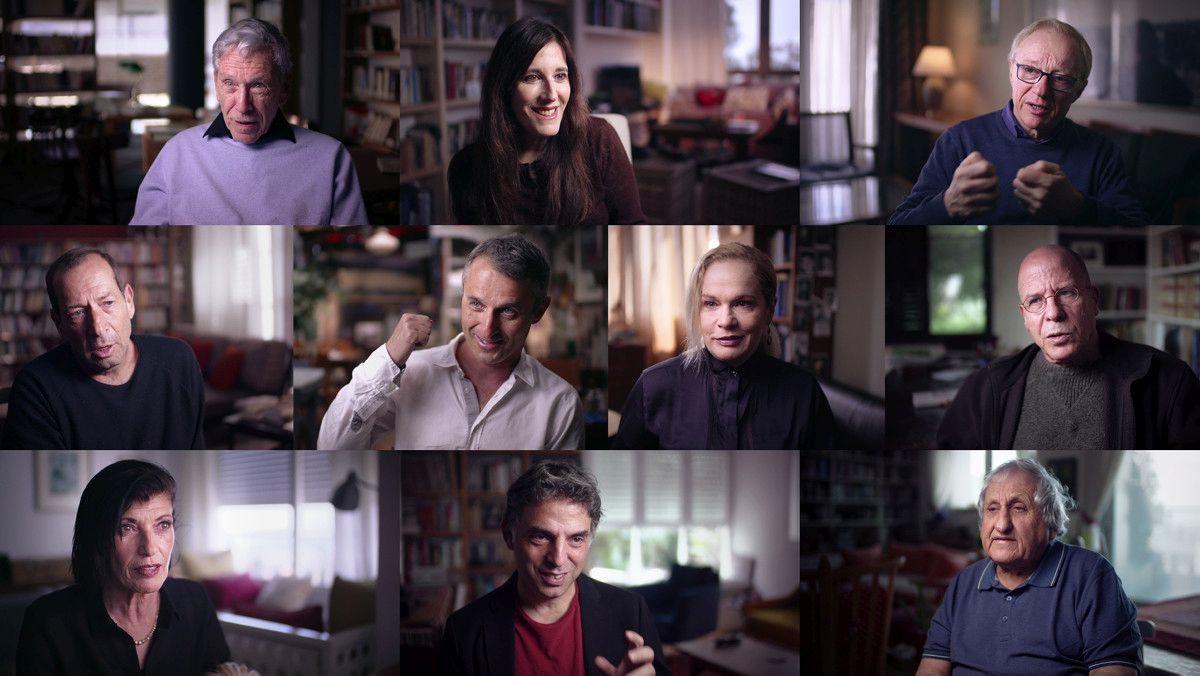 70 лет Израиля в документальном кино