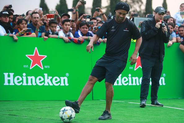 Фестиваль футбола с Роналдиньо