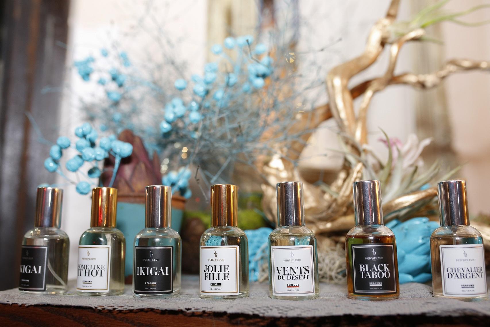 Persifleur Perfume:праздничные скидки продолжаются