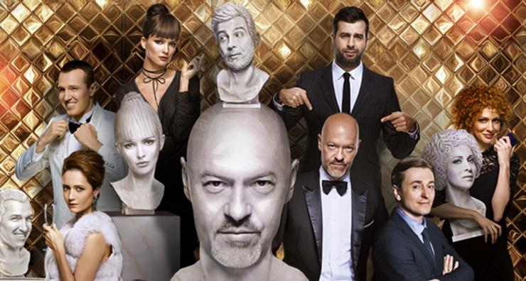 Мифы о звездах российского кино и ТВ