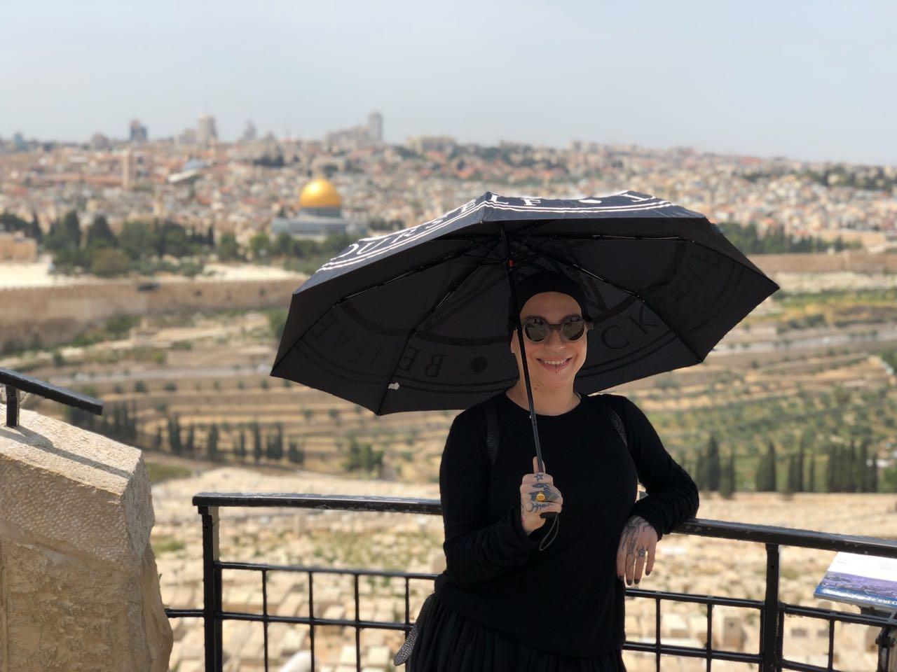 Певица Наргиз уже в Израиле!