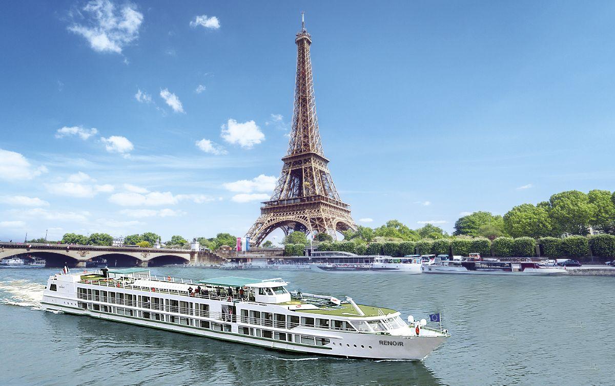 Путешествие по Сене и Нормандии – двойное удовольствие!