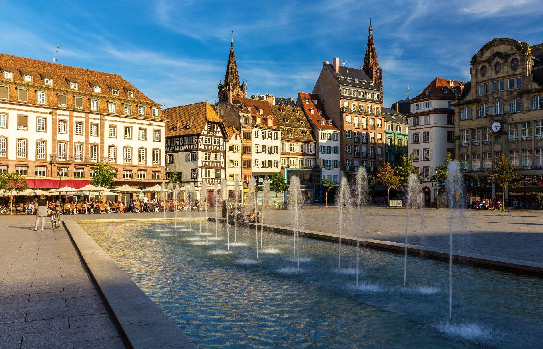 Страсбург – «Город дорог»