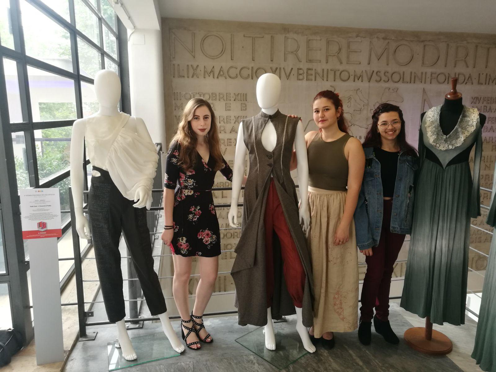 Хайфа: юные модельеры отправляются в Рим