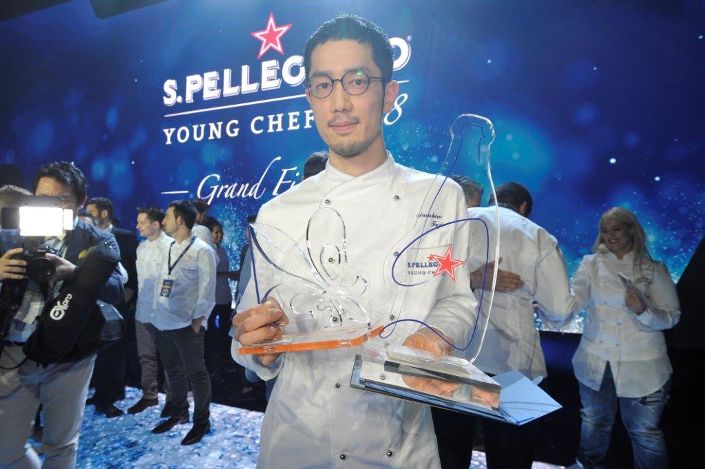 Объявлен лучший молодой шеф-повар мира! Конкурс S.Pellegrino Young Chef назвал чемпиона!