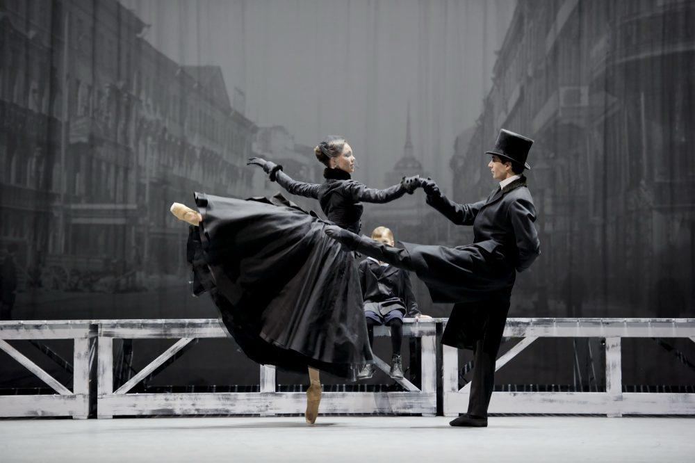Известный хореограф Кристиан Шпук везет «Анну Каренину» в Израиль