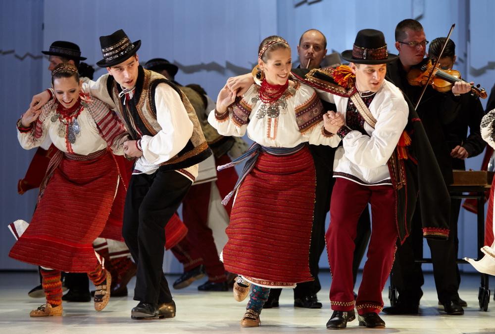 Венгерский государственный фольклорный ансамбль представит в Израиле новую программу «Воспоминания о Закарпатье»