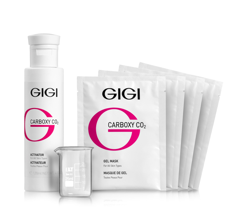 Лаборатория GIGI представляет новую салонную процедуру-Карбокситерапию!
