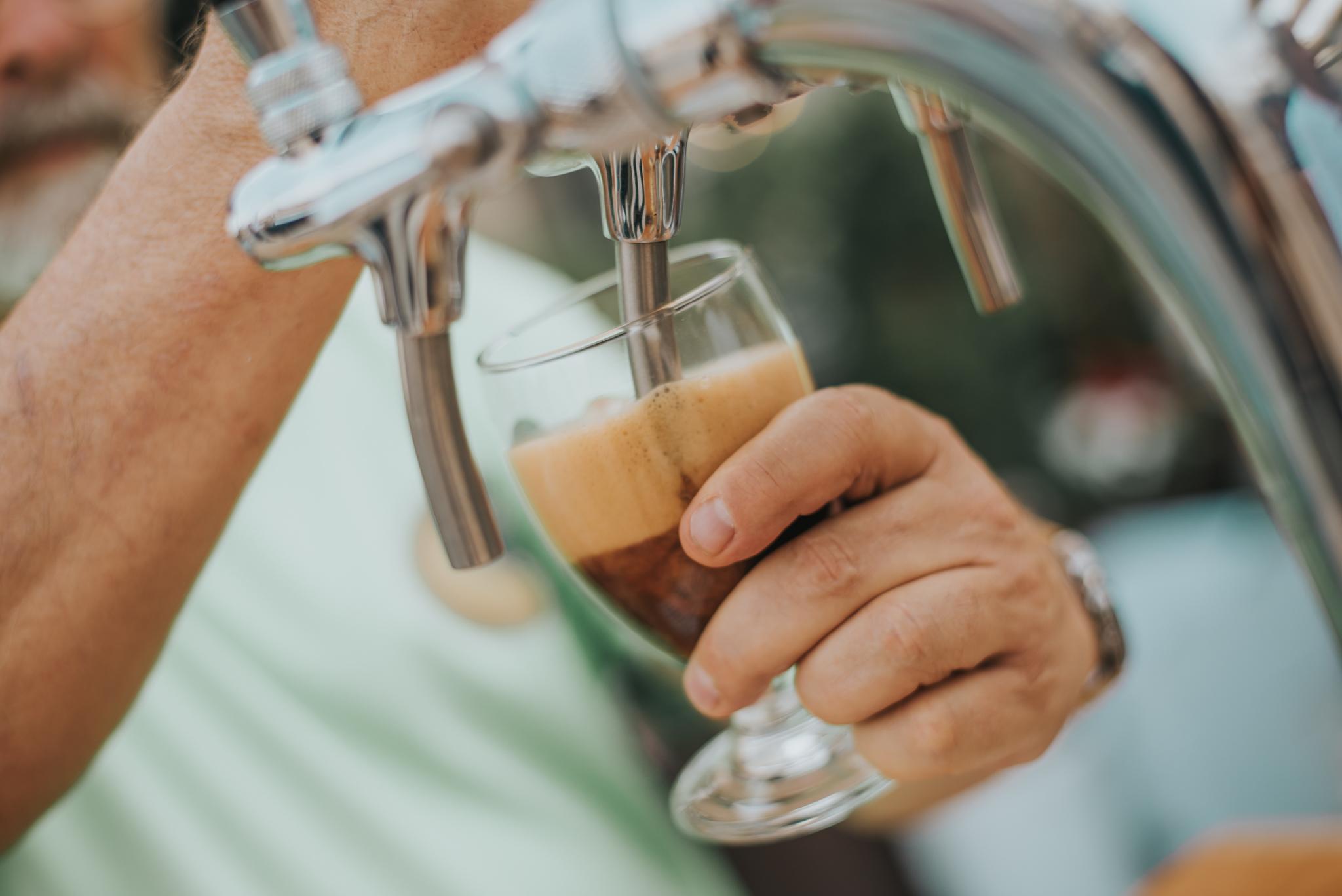 Лето, жара, самое время отправиться на фестиваль пива…