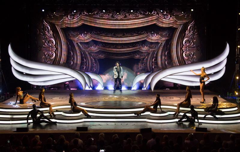 Мир фантазий и грез в волшебном шоу Филиппа Киркорова
