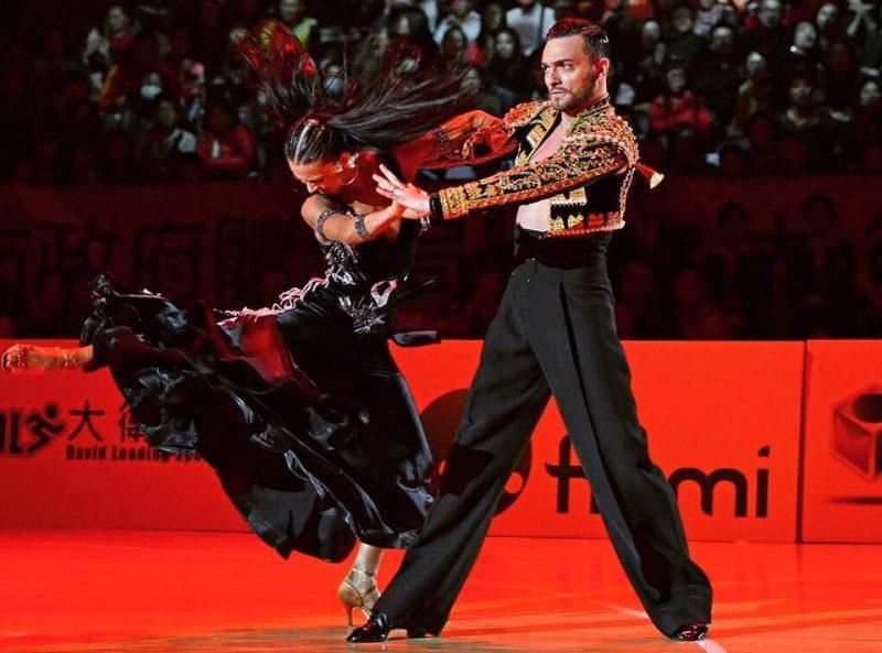 Международный фестиваль спортивных бальных танцев  «Ashdod Open Dance Festival 2018»