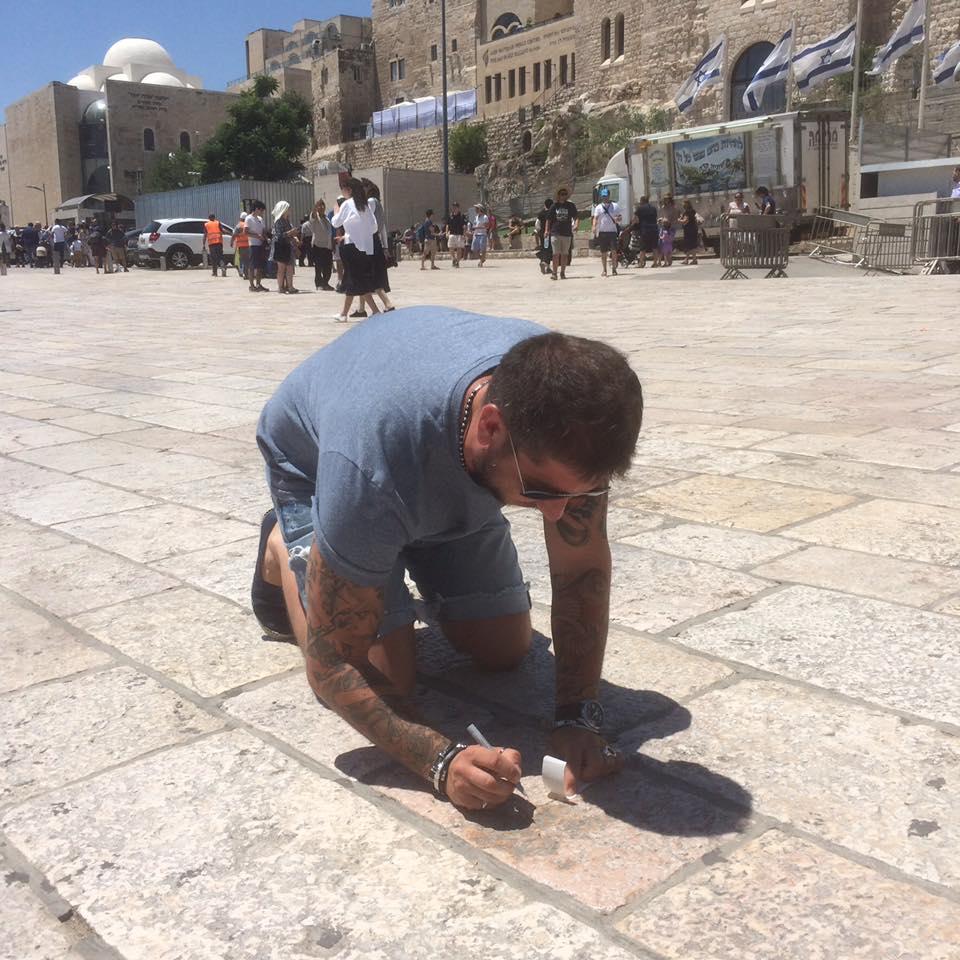 Возвращение Стаса Старовойтова в Израиль